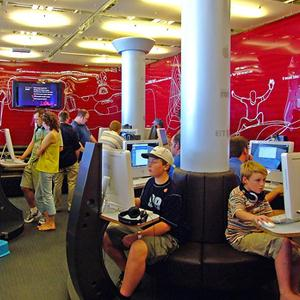 Интернет-кафе Мглина
